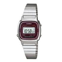 Relógio Feminino Casio Vintage Digital Fashion LA670WA-4DF