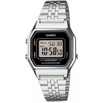 Relógio Feminino Casio Vintage Digital Fashion LA680WA-1DF