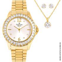 Relógio Feminino Champion CN24299W -