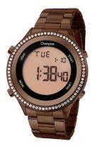 Relógio Feminino Champion Digital Ch40222r -