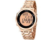 Relógio Feminino Champion Digital  - CH40231Z Rosê