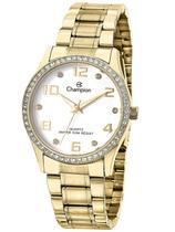 Relógio Feminino Champion Dourado - CN29089H -