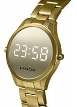 Relógio Feminino Digital Led Lince MDG4617L BXKX -