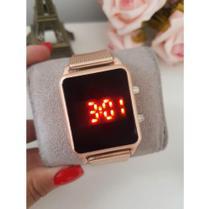 Relógio feminino digital - Vilasmart -