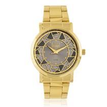 Relógio Feminino Dumont Elements DU2036LTN/4C Dourado -