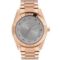 Relógio feminino euro rose eu2036yom/4c -