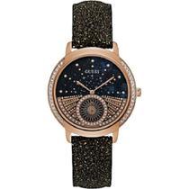 Relógio feminino guess pulseira de couro 92669LPGDRC2 -
