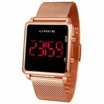 Relógio Feminino Lince mdr4596l Rose -