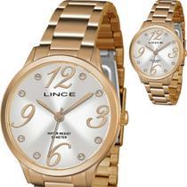 Relógio Feminino Lince Rosê Original Lrrh136l S2rx -