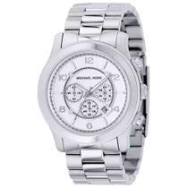 Relógio feminino michael kors mk8086/1ki -