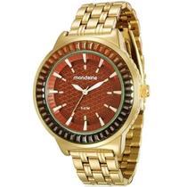 Relógio Feminino Mondaine 76624LPMVDE5 Dourado -