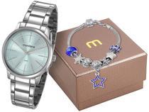 Relógio Feminino Mondaine Analógico  - 53739L0MGNE4K