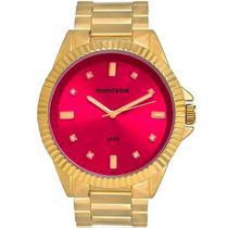 Relógio Feminino Mondaine Analógico 76480LPMVDE1 dourado - Seculus
