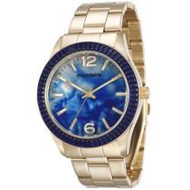 Relógio Feminino Mondaine Just Dance Analógico Azul -