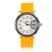 Relógio Feminino RSVP Analógico SN45087P  Pulseira de Borracha com Calendário - Dumont