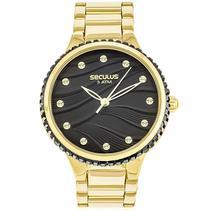Relógio Feminino Seculus 13018LPSVDS3 -