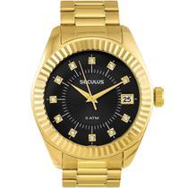 Relógio Feminino Seculus 13019LPSVDS7 -