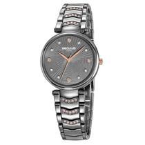 Relógio Feminino Seculus 13031LPSVSB2 - Grafite -