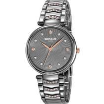 Relógio Feminino Seculus 13031LPSVSB2 -