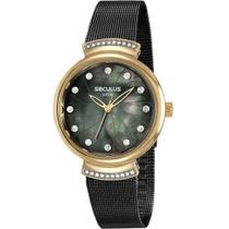 Relógio Feminino Seculus 13034LPSVHS4 -