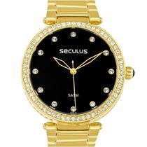 Relógio Feminino Seculus 20379LPSVDS2 -