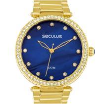 Relógio Feminino Seculus 20379LPSVDS3 -