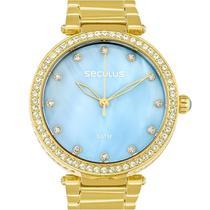 Relógio Feminino Seculus 20379LPSVDS4 -