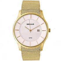 Relógio Feminino Seculus 20430GPSVDA4 -