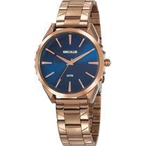 Relógio Feminino Seculus 20614LPSVRS2 -