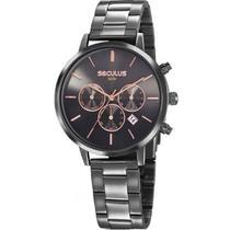 Relógio Feminino Seculus 20783LPSVSS2 -