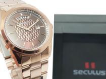 Relógio Feminino Seculus 35002LPSVRS1 -