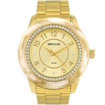Relógio Feminino Seculus 60661LPSVDS1 -