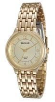 Relógio Feminino Seculus Analógico 25537lpsvda1 - Dourado -