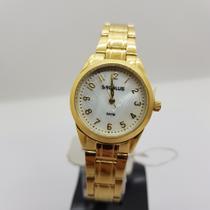 Relógio Feminino Seculus Analógico 28908LPSVDS1 Dourado -
