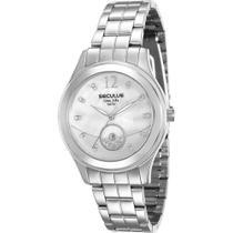 Relógio Feminino Seculus Analógico Fashion 23522L0SVNA2 -