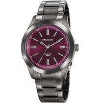 Relógio Feminino Seculus Long Life 28813LPSVSA5 -