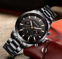 Relógio Fngeen Luxo Masculino A Prova Dágua M4 -