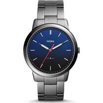 3802afac705cb Relógio Fossil Masculino Ref  Fs5377 1cn Slim Black