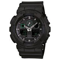Relógio G-Shock Analógico Digital GA-100MB-1ADR -