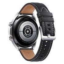 Relógio galaxy watch 3 prata lte 41mm sm-r855fzspzto  samsung -