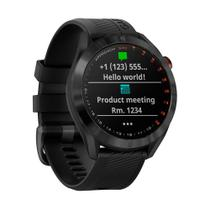Relógio Garmin Approach S40 Golf Watch com GPS