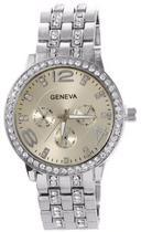Relógio Geneva 2812 Prata -