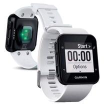 Relógio GPS Frequencímetro de Pulso Garmin Forerunner 35 Branco -