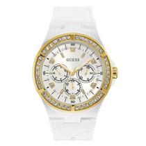 Relógio Guess Feminino Dourado/Branco 92688lpgsdu2 -