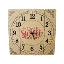 Relógio Home Sweet Home - Tecnolaser