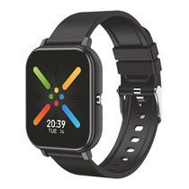 Relogio hoopson rsh-100 smartwatch touchscreen ip67 preto -