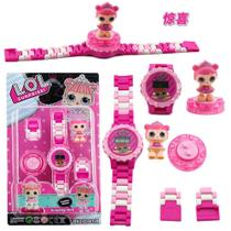Relógio Infantil Lol Surprise - Jzl