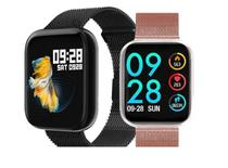 Relógio Inteligente Bluetooth Smart Watch  P80  Touch Sport   2 Pulseiras Android e Ios -