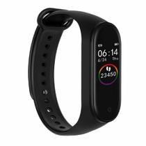 Relógio Inteligente  M4 Smart Watch Inteligente Tela Colorida Bluetooth Sport - Lx