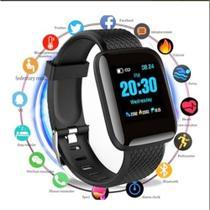 Relógio Inteligente Pulseira D13 Monitor Cardíaco Do Pulso - Smartwatch